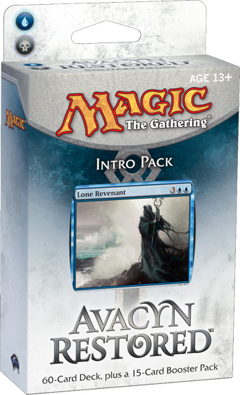 Avacyn Restored Intro Pack - Solitary Fiends