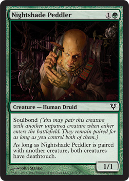 Nightshade Peddler - Foil