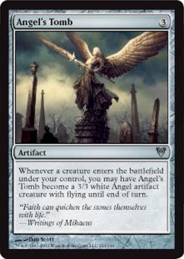 Angels Tomb