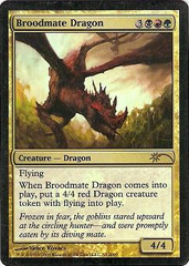 Broodmate Dragon - Walmart Promo on Channel Fireball