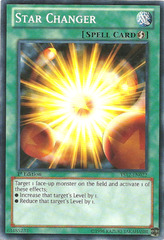 Star Changer - YS12-EN022 - Common - 1st Edition on Channel Fireball