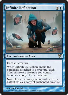 Infinite Reflection - Foil