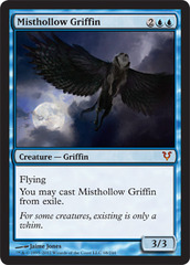 Misthollow Griffin on Channel Fireball