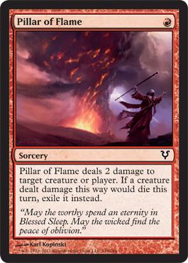 Pillar of Flame