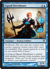 Elgaud Shieldmate on Channel Fireball