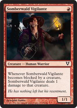 Somberwald Vigilante
