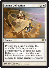 Divine Deflection - Foil