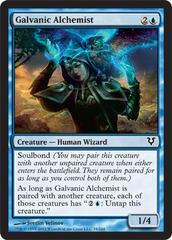 Galvanic Alchemist - Foil