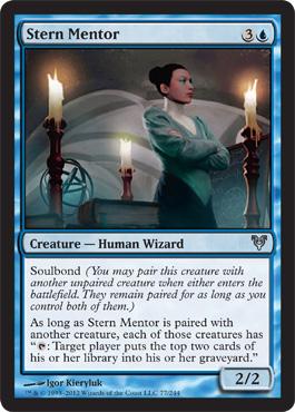Stern Mentor - Foil