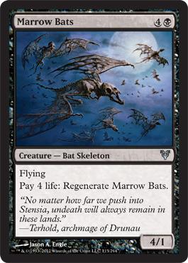Marrow Bats - Foil
