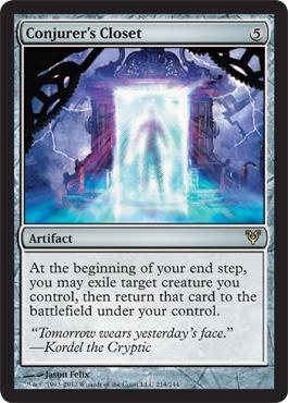 Conjurers Closet - Foil