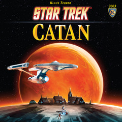 CN3003 - Catan: Star Trek