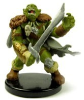 Orc Warrior Heroes and Monsters