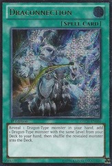 Draconnection - GAOV-EN086 - Ultimate Rare - 1st Edition on Channel Fireball