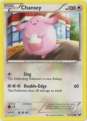 Chansey - 80/108 - Common