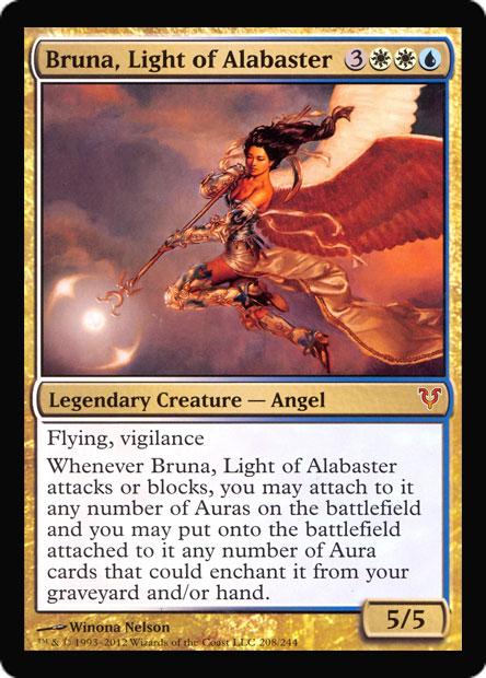 Bruna, Light of Alabaster Oversized Helvault Promo