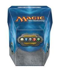Pro Hex Commander Blue Deck Box for Magic