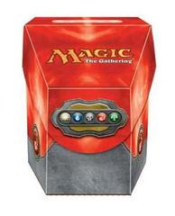 Pro Hex Commander Red Deck Box for Magic