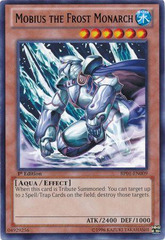 Mobius the Frost Monarch - BP01-EN009 - Rare - 1st Edition