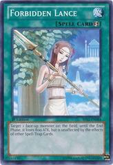 Forbidden Lance - BP01-EN084 - Common - 1st Edition