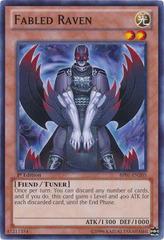 Fabled Raven - BP01-EN205 - Common - 1st Edition