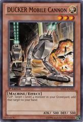 DUCKER Mobile Cannon - BP01-EN200 - Common - 1st Edition