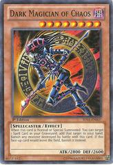 Dark Magician of Chaos - BP01-EN007 - Starfoil Rare - 1st Edition