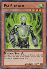 Psi-Blocker - BP01-EN220 - Starfoil Rare - 1st Edition