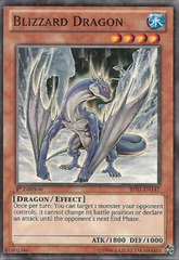 Blizzard Dragon - BP01-EN147 - Starfoil Rare - 1st Edition
