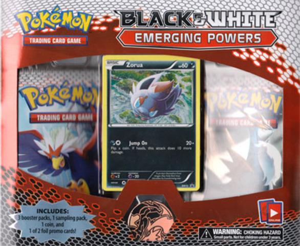BW - Emerging Powers Booster Pack Blister (3 Packs)