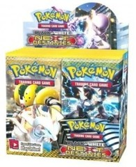 Pokemon Black & White BW4 Next Destinies Booster Box