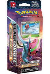 Pokemon Black & White: Noble Victories - Fast Daze Theme Deck