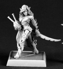 Chivane, Red Mantis Assassin