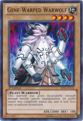 Gene-Warped Warwolf - BP01-EN116 - Common - 1st Edition