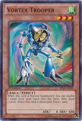 Vortex Trooper - BP01-EN199 - Common - 1st Edition