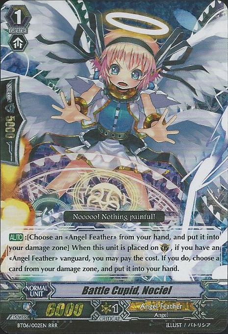 Battle Cupid, Nociel - BT06/002EN - RRR