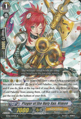 Player of the Holy Axe, Nimue - BT06/034EN - R