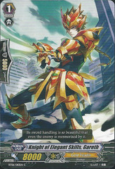 Knight of Elegant Skills, Gareth - BT06/083EN - C
