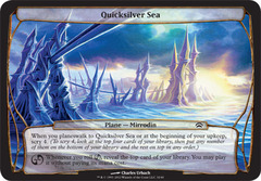 Quicksilver Sea on Channel Fireball