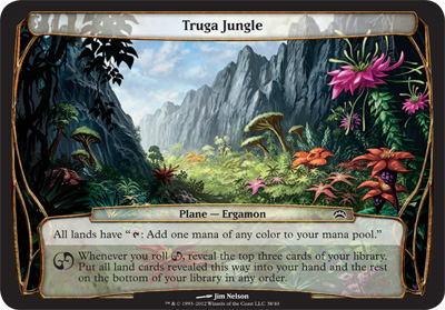 Truga Jungle