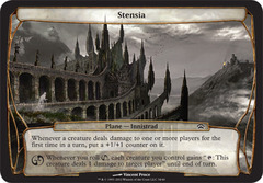 Stensia on Channel Fireball