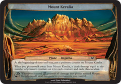 Mount Keralia on Channel Fireball