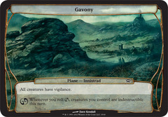 Gavony on Channel Fireball