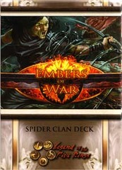 Embers of War Spider Clan Starter Deck