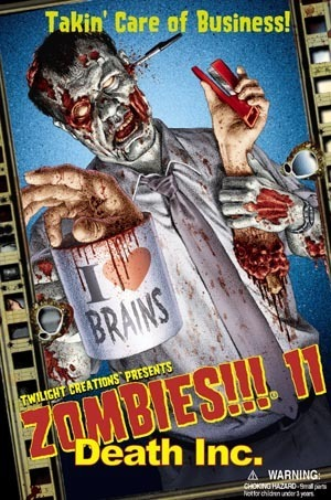 Zombies!!! 11: Death Inc.