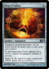 Ring of Valkas - Foil