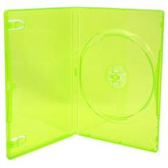 Clear Green DVD Case 14mm Universal