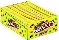 Box Sixlets 4oz 15ct