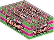 Airheads Extreme Sour Watermelon 18ct