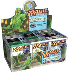 Judgement Theme Deck Box of 12